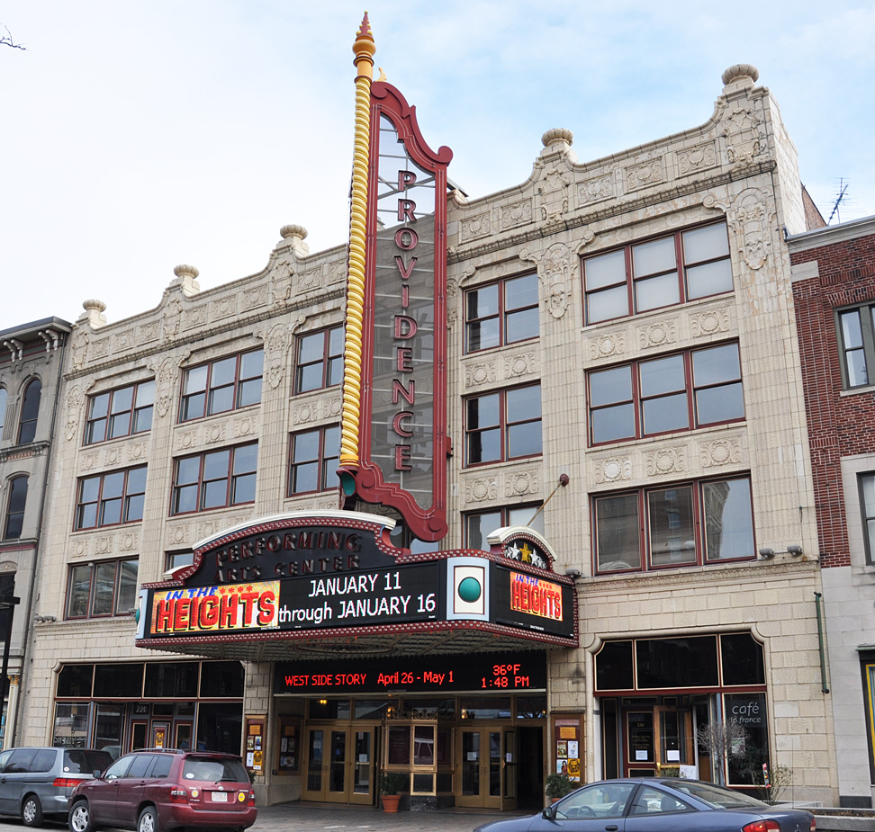 Movie Theatres In Providence Rhode Island