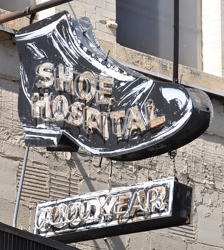 Shoe Repair Downtown Birmingham Al