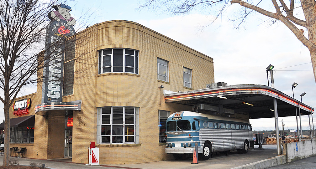 The Greyhound Bus Station In Atlanta Need to Close