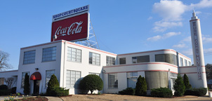Tennessee Soft Drink Bottling Plants | RoadsideArchitecture.com