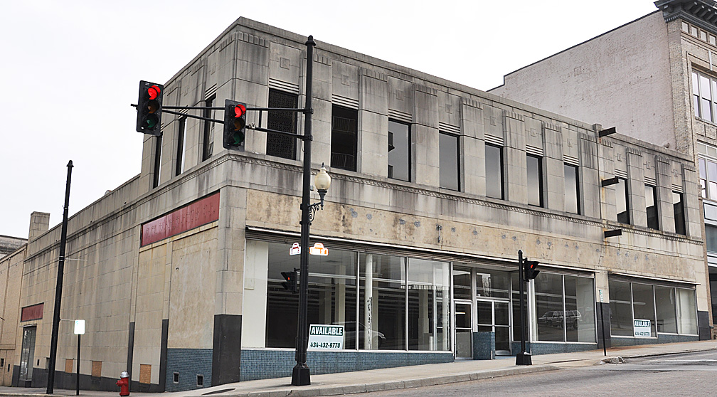 Virginia Woolworth Store Buildings Roadsidearchitecture Com