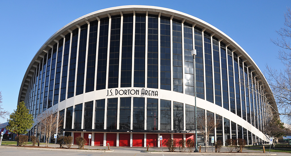Image result for dorton arena raleigh
