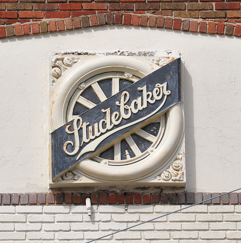 Studebaker Buildings & Dealerships