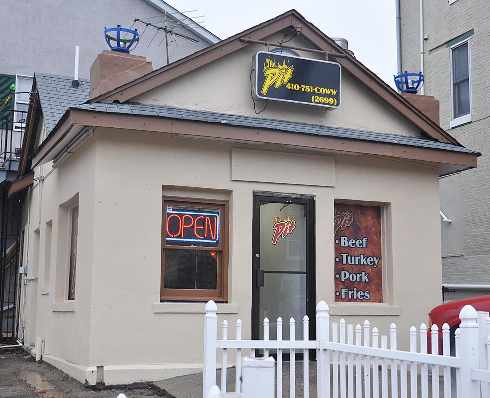 Cafe Milano Pocomoke City Maryland