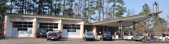 North Carolina Icebox Amp Modern Gas Stations
