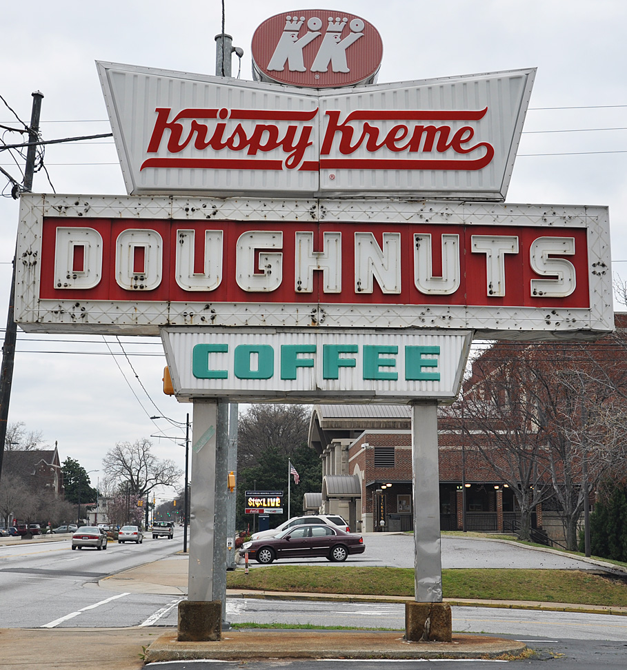 Oct 15,  · Krispy Kreme is a regional favorite for delicious doughnuts. Krispy Kreme has taken a painstaking process to go beyond its single Greenville and Spartanburg locations for additional stores. I hope more Krispy Kreme stores are lined up for the entire upstate.