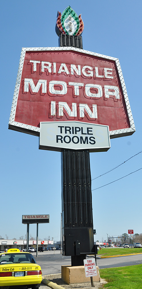 Triangle motor inn jacksonville nc for Triangle motor inn jacksonville nc