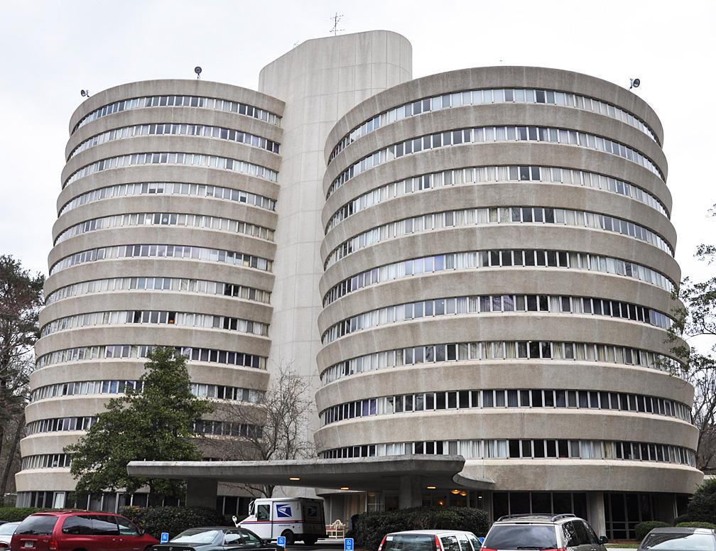 Georgia MidCentury Modern Residential Buildings