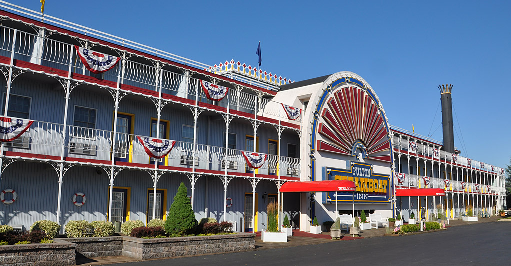 Fulton Steamboat Inn Lancaster  Updated 2019 Prices