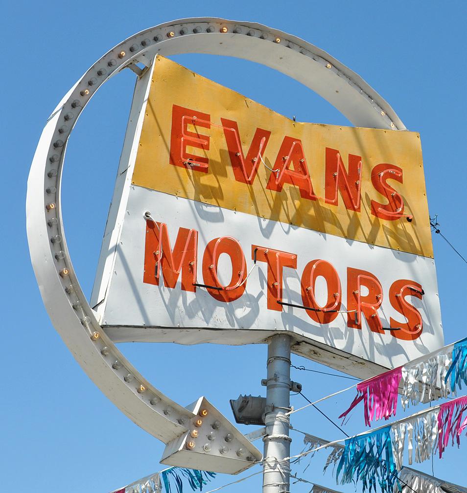evans motors evansville in