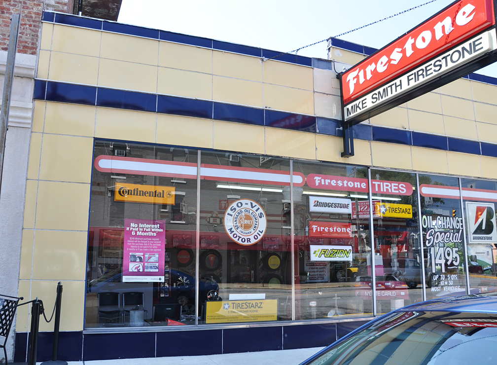 Indiana Firestone Stores Roadsidearchitecture Com