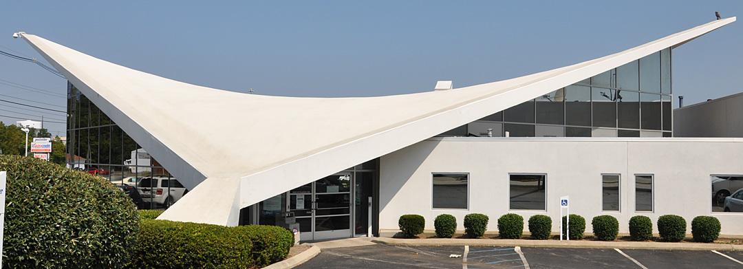 Ford Dealership Lexington Ky >> Kentucky Car Showrooms & Dealerships | RoadsideArchitecture.com