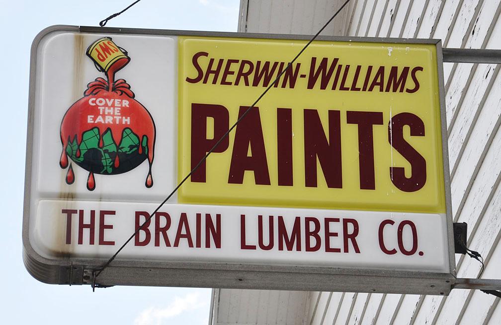 Brain lumber springfield ohio