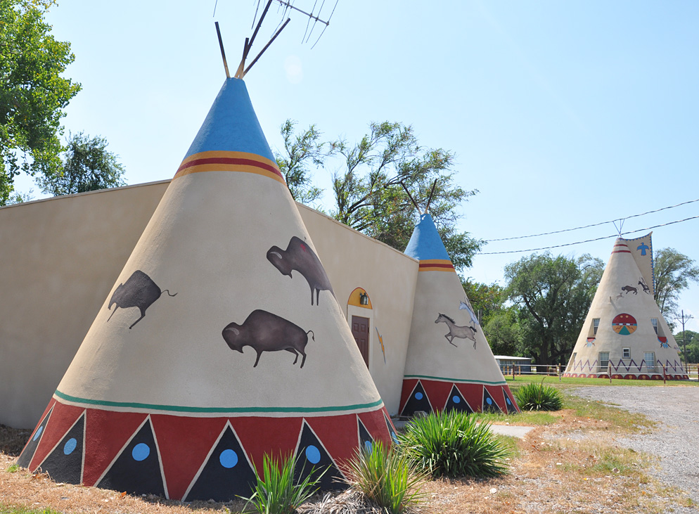 Teepee Lodging Roadsidearchitecture Com