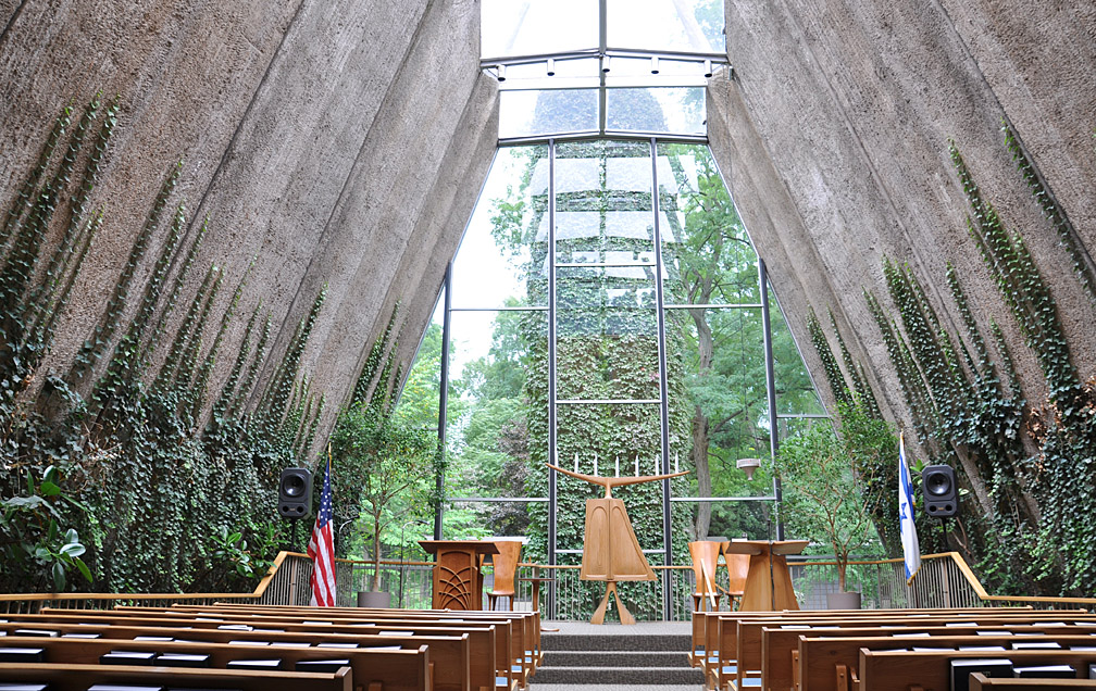 New York Mid Century Modern Churches