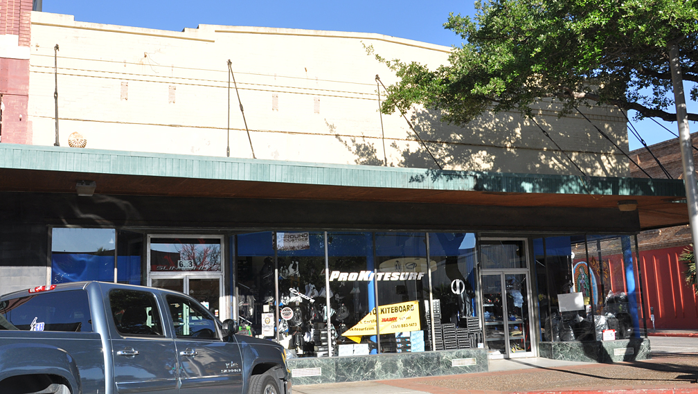 Texas Kress Store Buildings