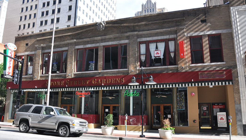 Texas Woolworth Store Buildings Roadsidearchitecture Com