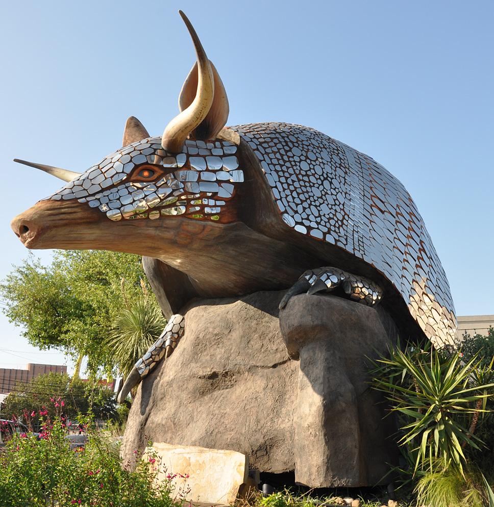 Mammal Statues Roadsidearchitecture Com