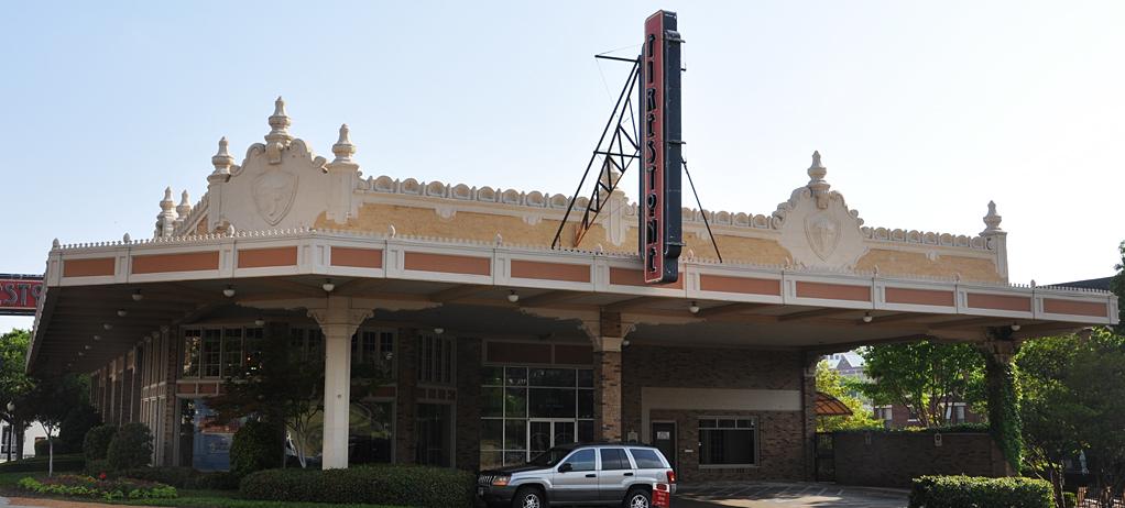 Texas Firestone Stores Roadsidearchitecture Com