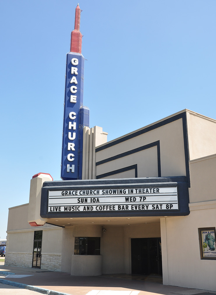 Texas Movie Theatres