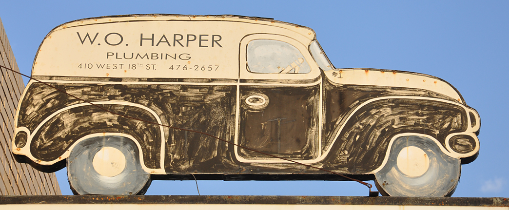 Austin signs roadsidearchitecture austin tx miller blueprint co gone austin tx malvernweather Choice Image