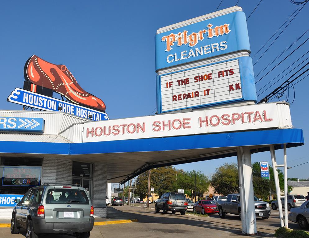 Shoe Repair Katy Tx