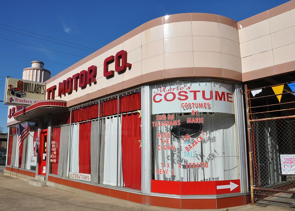 Texas Car Showrooms Dealerships