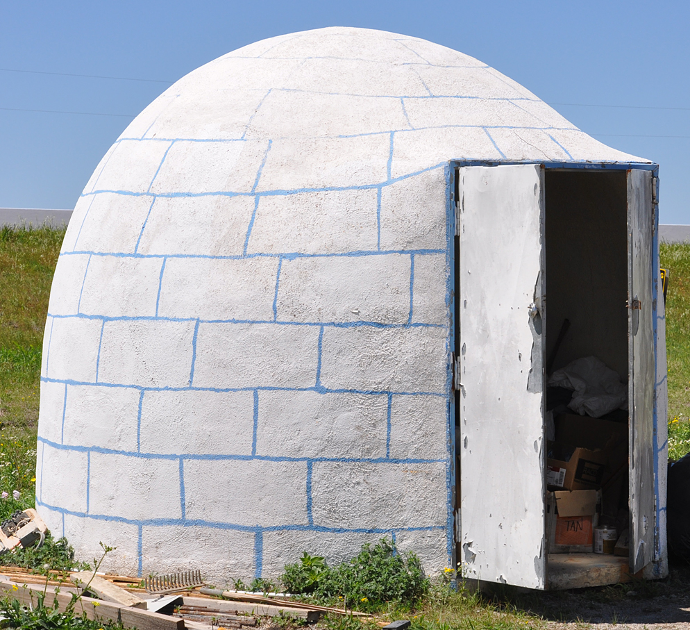 Construction Concrete Dome Home: Texas Mid-Century Modern Domes