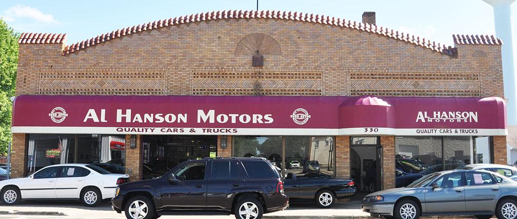 Al Hanson Motors