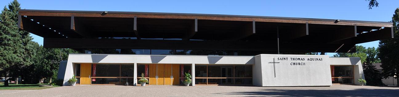 Minnesota Mid-Century Modern Churches | RoadsideArchitecture com