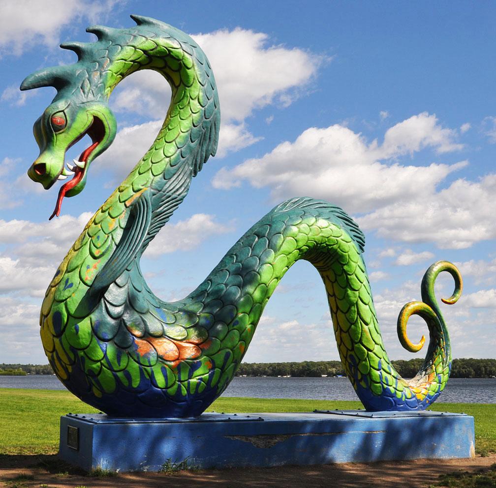 Reptile Statues | RoadsideArchitecture.com
