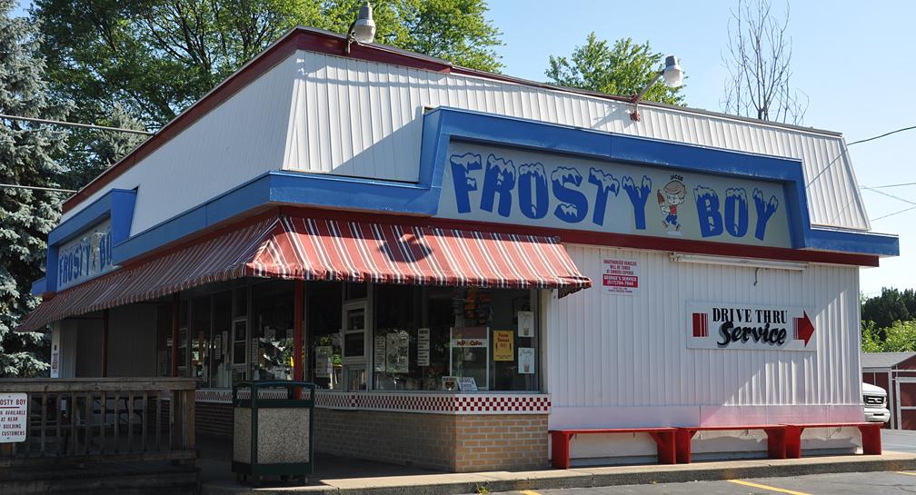 Michigan Ice Cream Stands Roadsidearchitecture Com