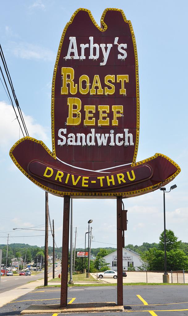 Arby S Roast Beef Restaurants Roadsidearchitecture Com