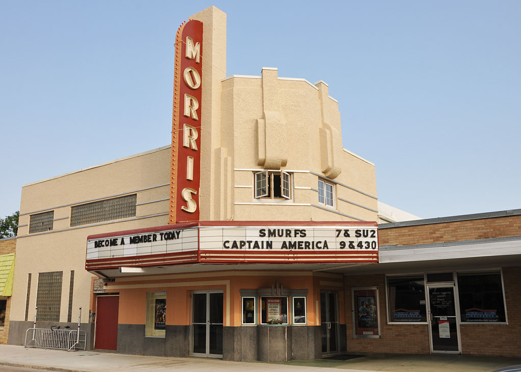 Movie theaters mn