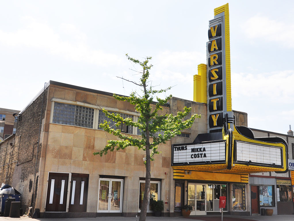 Minneapolis porn movie theater