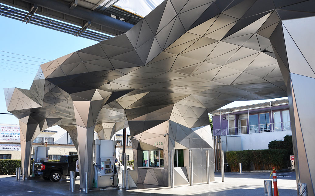 Arco Gas Stations >> California Gas Stations | RoadsideArchitecture.com