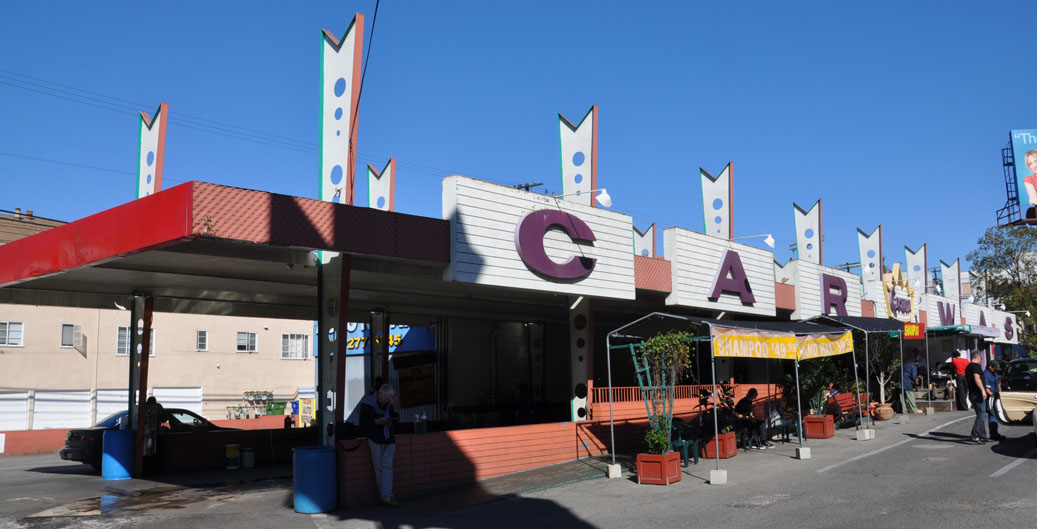 Mid century modern car washes roadsidearchitecture crown car wash solutioingenieria Images