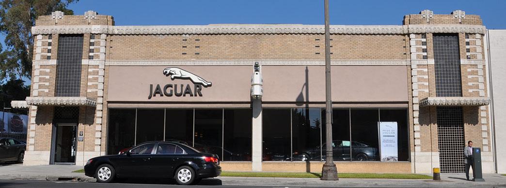 Rusnak Jaguar Pasadena, CA