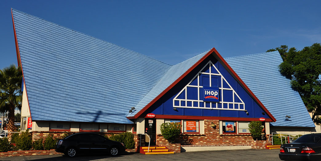 A-Frame Restaurant Chains | RoadsideArchitecture.com on