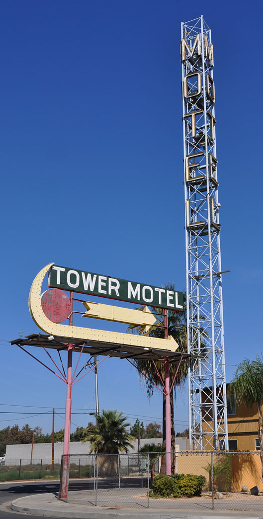 Tower Motel Bakersfield Ca