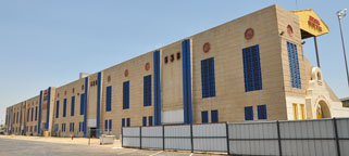 Phoenix art deco streamline moderne buildings for Craft fairs in phoenix az