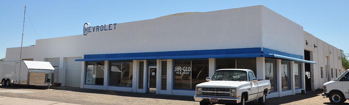 Arizona Car Showrooms & Dealerships | RoadsideArchitecture.com