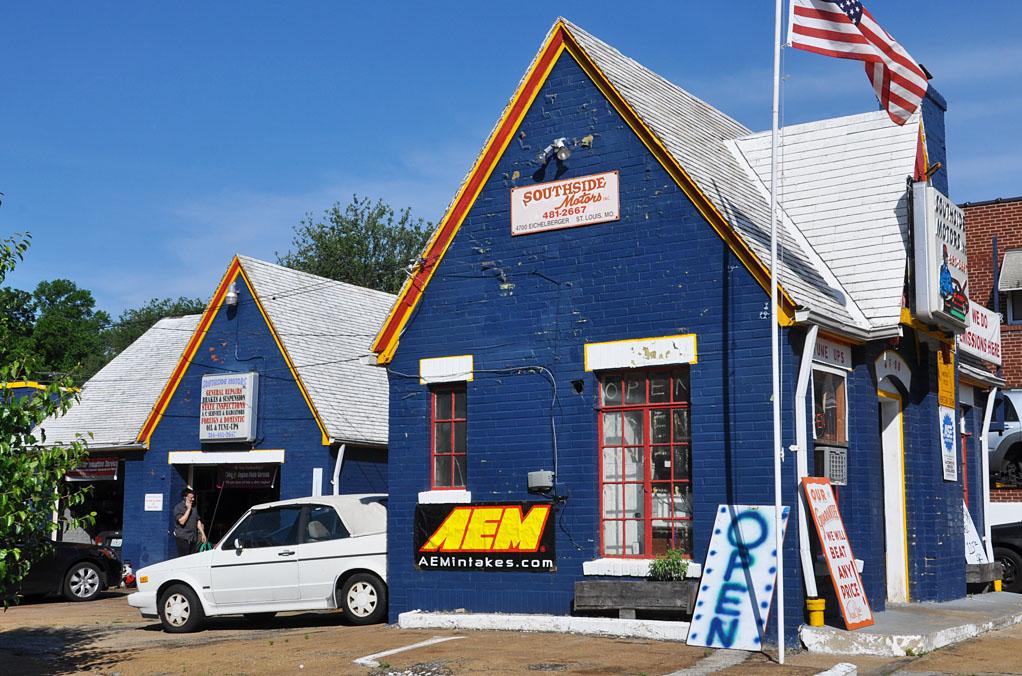 Missouri gas stations for Car city motors st joseph mo