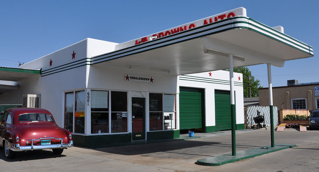 New Mexico Icebox Amp Modern Gas Stations