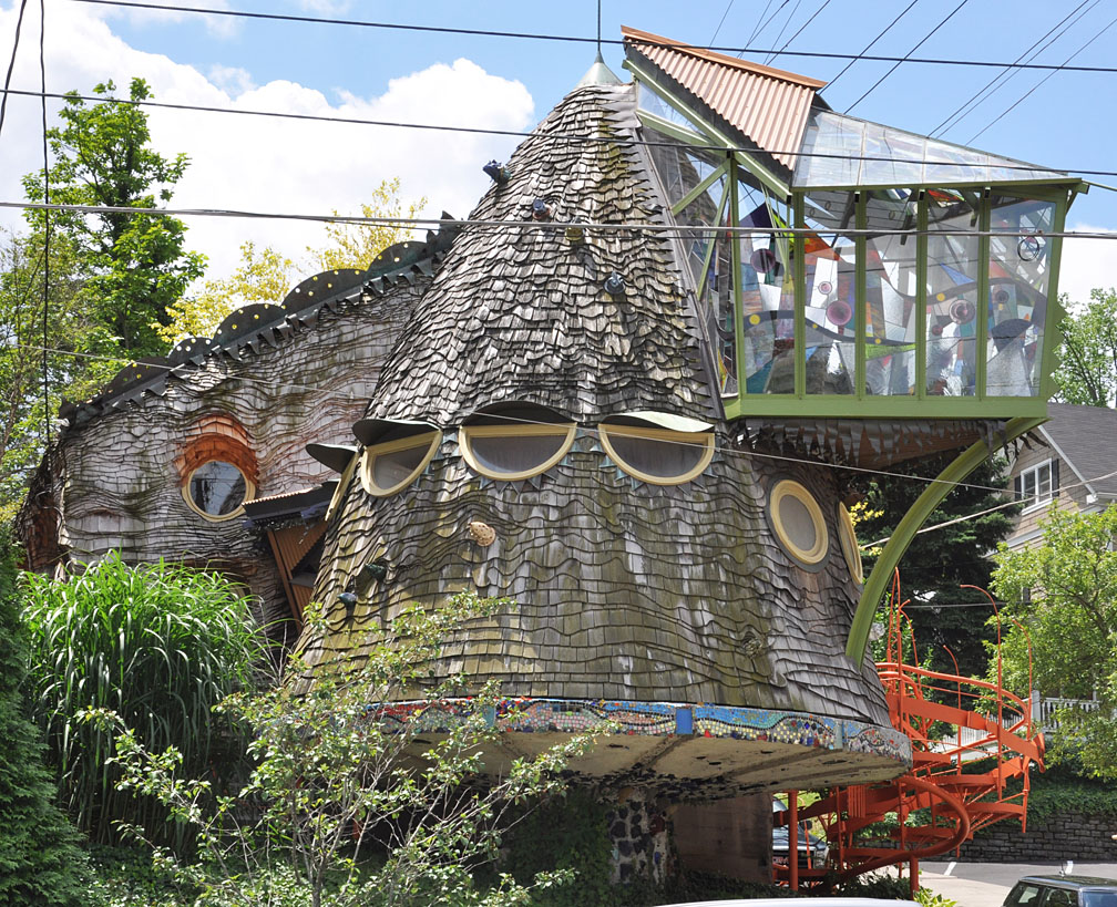 5 Most Bizarre House Designs You Have Ever Seen - 5viral.com