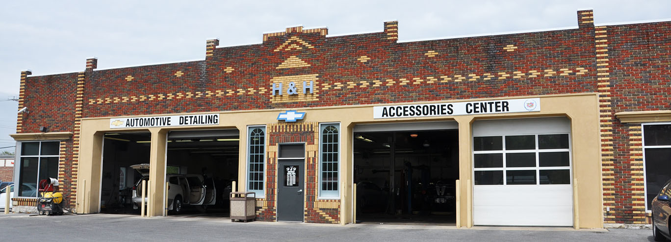 Used Car Dealerships In Lancaster Pa >> Pennsylvania Car Showrooms & Dealerships | RoadsideArchitecture.com