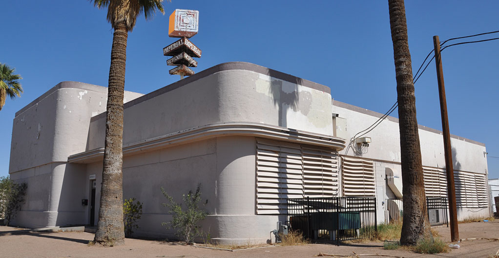 Phoenix Art Deco Streamline Moderne Buildings