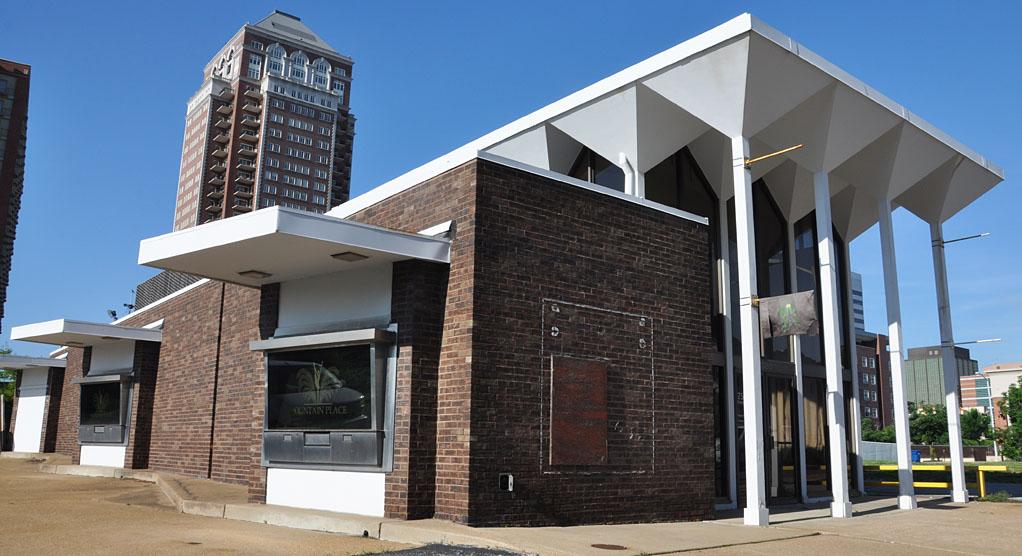 Missouri Mid Century Modern Buildings