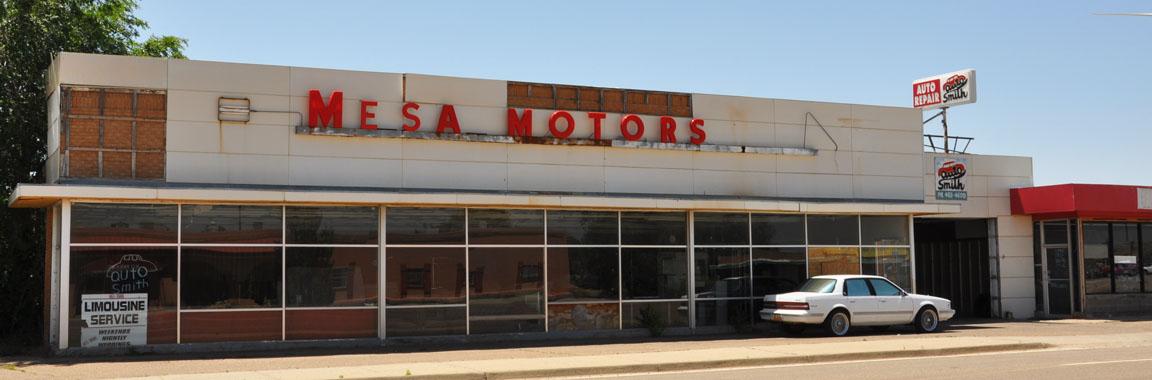 Former Car Dealerships In Albuquerque
