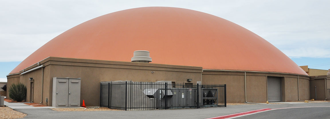 New Mexico Mid-Century Modern Domes | RoadsideArchitecture.com